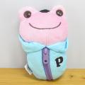 カエルのピクルス(かえるのピクルス) ぬいぐるみエコバッグ ピクルス寝袋 PK