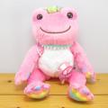 カエルのピクルス(かえるのピクルス) にじいろキャンディシリーズ ビーンドール(ピンク)
