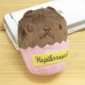 カピバラさん スイーツマスコットクリーナー カップケーキ