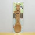le Sucre(ル シュクル) 10th 木製カトラリー スプーン(お鍋 ブラウン)
