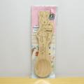 le Sucre(ル シュクル) 10th 木製カトラリー スプーン(ケーキ アイボリー)