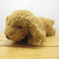 mocopalcchi(モコパルッチ) イヌのフカフカ ぬいぐるみ Sサイズ ブラウン