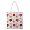 ディック・ブルーナ ミッフィー&チューリップ(miffy and tulips) 転写カラートート ミッフィー チューリップ パターン