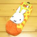 もっこもこ靴下 キャラックス ディック・ブルーナ ミッフィー(miffy) ソックス(ミッフィー ドット)【靴下 レディース】