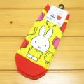 プリントソックス キャラックス ディック・ブルーナ ミッフィー&チューリップ(miffy and tulips) ソックス(チューリップYE)