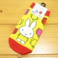 プリントソックス ディック・ブルーナ ミッフィー&チューリップ(miffy and tulips) キッズソックス(チューリップYE)