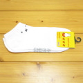キャラックス ディック・ブルーナ アンクル刺繍ソックス ミッフィー(ホワイト)【靴下 レディース】
