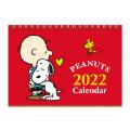 PEANUTS 卓上カレンダー(スヌーピー) 【2022年 カレンダー】
