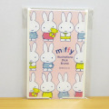 ディック・ブルーナ miffy(ミッフィー) コンパクトミラー(S) ピンク