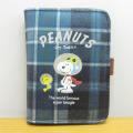 PEANUTS(ピーナッツ) SNOOPY スヌーピー フラットタッチシリーズ カードケース アストロノーツ スヌーピー