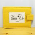 PEANUTS(ピーナッツ) SNOOPY スヌーピー EXCLUSIVE CARD CASE シリーズ FINANCIAL(ファイナンシャル) スヌーピー カードケース