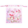 サンリオ マイメロディ(MY MELODY) 巾着S ピンク