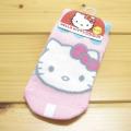 サンリオ ハローキティ(Hello Kitty)  キッズソックス ハートフェイス ピンク