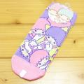 サンリオ リトルツインスターズ(キキ&ララ) ソックス キャラガチャ 【靴下 レディース】