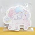 サンリオキャラクターズ リトルツインスターズ(キキ&ララ) マグネッツアクリル