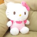 サンリオキャラクターズ ほわほわシリーズ ほわほわハローキティ(Hello Kitty) ぬいぐるみM