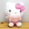 サンリオキャラクターズ パステルキューピッド ハローキティ(Hello Kitty) ぬいぐるみS