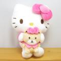 サンリオキャラクターズ ペアぬいぐるみ ハローキティ(Hello Kitty)