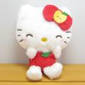 サンリオキャラクターズ フルーツ☆ぱんつ ハローキティ(Hello Kitty) ぬいぐるみS