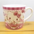 サンリオキャラクターズ ハローキティ(Hello Kitty) マグカップ キラキラショップ