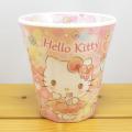 サンリオキャラクターズ ハローキティ(Hello Kitty) Wプリントメラミンカップ キラキラショップ