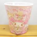 サンリオキャラクターズ マイメロディ(MY MELODY) Wプリントメラミンカップ キラキラショップ
