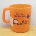 Suzy's Zoo(スージー・ズー) ハンバーガーシリーズ マグカップ(オレンジ)