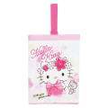キャラクター キルトシューズバッグ サンリオ ハローキティ(Hello Kitty) チェック