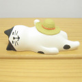 DECOLE(デコレ) concombre(コンコンブル) 旅猫 in HAWAII ハチワレ お昼寝