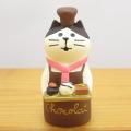 DECOLE(デコレ) concombre(コンコンブル) ショコラ ド コンブルシリーズ ショコラティエ猫