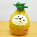 DECOLE(デコレ) concombre(コンコンブル) フルーツパーラー フルーツ猫だるま パイナップル