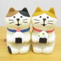 DECOLE(デコレ) concombre(コンコンブル) 旅猫登山部 おむすび子猫(セット)