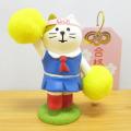 DECOLE(デコレ) concombre(コンコンブル) まったりマスコット GO!GO!合格応援団 必勝チア猫