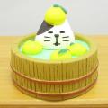 DECOLE(デコレ) concombre(コンコンブル) まったりゆず日和 ゆず湯猫