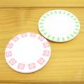 DECOLE(デコレ) concombre(コンコンブル)  いちごスイーツまつり お皿2枚セット PK&GR