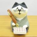 DECOLE(デコレ) concombre(コンコンブル) 本と文具 コンコン堂書店シリーズ 文豪猫