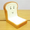 DECOLE(デコレ) concombre(コンコンブル) まったりマスコット やまねこベーカリーシリーズ パンの座椅子