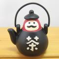 DECOLE(デコレ) concombre(コンコンブル) まったりマスコット 峠のだるま茶屋シリーズ 茶瓶だるま