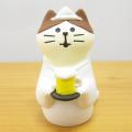 DECOLE(デコレ) concombre(コンコンブル) おばけ茶屋シリーズ うらめしビール猫