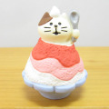 DECOLE(デコレ) concombre(コンコンブル) おばけ茶屋シリーズ いちご氷猫