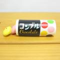 DECOLE(デコレ) concombre(コンコンブル) コンコン製菓 レトロチョコシリーズ コトリ粒チョコ