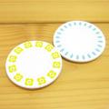 DECOLE(デコレ) concombre(コンコンブル) まったりマスコット やまねこベーカリーシリーズ パン皿2枚セット