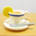 DECOLE(デコレ) concombre(コンコンブル) まったりマスコット 純喫茶コンブルシリーズ レモンティー