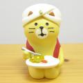 DECOLE(デコレ) concombre(コンコンブル) まったりマスコット 純喫茶コンブルシリーズ カレー猫
