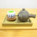 DECOLE(デコレ) concombre(コンコンブル) まったりマスコット 峠のだるま茶屋シリーズ 日本茶セット
