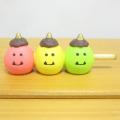 DECOLE(デコレ) concombre(コンコンブル) まったりマスコット 節分シリーズ 三色鬼だんご