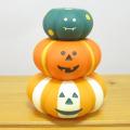 DECOLE(デコレ) concombre(コンコンブル) コンコンファーム ハロウィン収穫祭 かぼちゃスツールセット