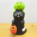 DECOLE(デコレ) concombre(コンコンブル) あっぱれNIPPONハロウィン かっぱと黒猫