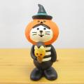 DECOLE(デコレ) concombre(コンコンブル) 秋の夜長のハロウィン縁日 パンプキン猫