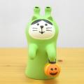 DECOLE(デコレ) concombre(コンコンブル) 秋の夜長のハロウィン縁日 モンスター猫